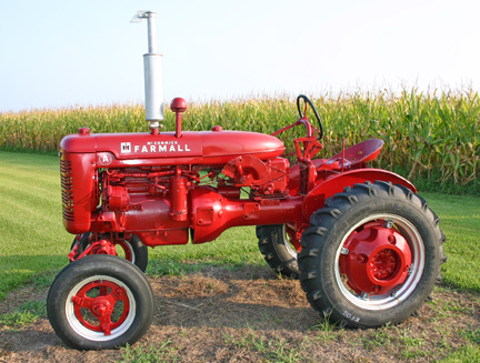Farmall B J Craig Agricultural Engineer Amp Restoration