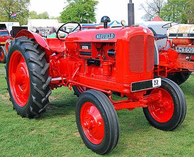 Nuffield b j craig agricultural engineer amp restoration